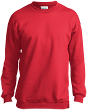 Our Lady Lourdes Regional High School Red Raiders Youth Crewneck Sweatshirt