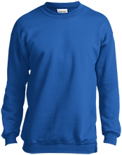 Rockford Christian High School Royal Lions Youth Crewneck Sweatshirt