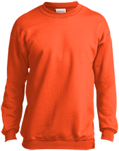 Softball Youth Crewneck Sweatshirt