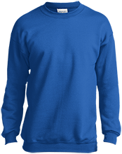 Kingsford Middle School Flivvers Youth Crewneck Sweatshirt