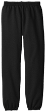 Buffalo County District 16 School Black Panthers Youth Fleece Pants