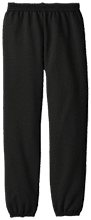 Sunrise Middle School Flames Youth Fleece Pants