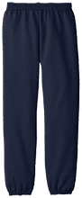 Round Lake Middle School Wildcats Youth Fleece Pants