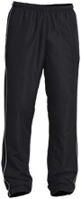 Buffalo County District 16 School Black Panthers Embroidered Performance Wind Pant