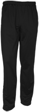 Buffalo County District 16 School Black Panthers Custom Embroidered Warm-Up Track Pants