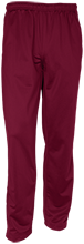Bush Elementary School Tigers Custom Embroidered Warm-Up Track Pants