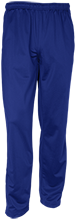 Pleasant Valley Intermediate School Bears Custom Embroidered Warm-Up Track Pants