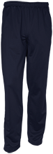 Del Val Wrestling Wrestling Custom Embroidered Warm-Up Track Pants