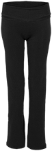 Woodland Elementary School Lions Ladies Yoga Pant