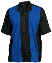 Kingsford High School Flivvers Mens Custom Embroidered Shirt