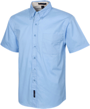 Anne Darling Elementary School Dolphins Men's Customized Dress Shirt