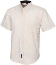 Mt. Zion Junior High School Men's Customized Dress Shirt