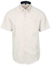 Bronzeville Academy School Men's Customized Dress Shirt