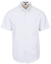 Alice Drive Middle Hawks Men's Customized Dress Shirt