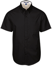 C N Haskell Middle School Hawks Men's Customized Dress Shirt