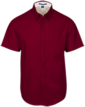 West Side Pirates Athletics Men's Customized Dress Shirt