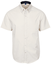 Fairmount Elementary School Bison Men's Customized Dress Shirt