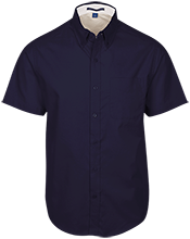 A O Sexton Elementary School Cougars Men's Customized Dress Shirt