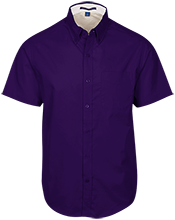 Highview Elementary School Hawks Men's Customized Dress Shirt