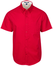 Meskwaki High School Warriors Men's Customized Dress Shirt