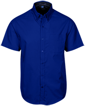 Becker Adventist School Eagles Men's Customized Dress Shirt