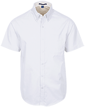 Breast Cancer Men's Customized Dress Shirt