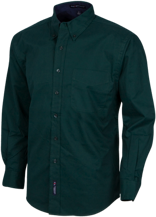 Greenhills School Gryphons Mens Custom Long Sleeve Dress Shirt