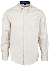 Allegheny Academy School Mens Custom Long Sleeve Dress Shirt