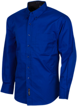 Delphos St. John's Bluejays Mens Custom Long Sleeve Dress Shirt