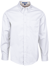 Ezekiel Academy Knights Mens Custom Long Sleeve Dress Shirt