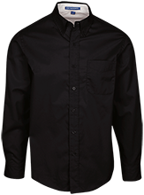 Unity Thunder Football Mens Custom Long Sleeve Dress Shirt