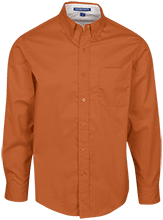 Malverne High School Mens Custom Long Sleeve Dress Shirt