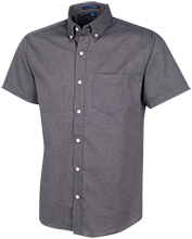 Flagstaff SDA School School Men's Short Sleeve Oxford Shirt
