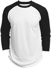 Fitness Polyester Game Baseball Jersey