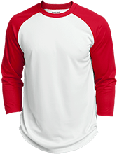 Destiny Day Spa & Salon Salon Polyester Game Baseball Jersey