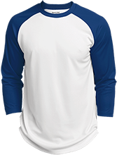 Malverne High School Polyester Game Baseball Jersey