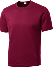 Tennis Short Sleeve Moisture-Wicking Shirt