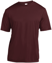 Johnson College Prep Pumas Short Sleeve Moisture-Wicking Shirt
