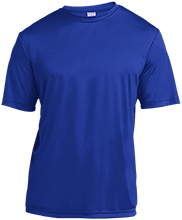 Islesboro Eagles Athletics Short Sleeve Moisture-Wicking Shirt
