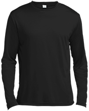 Aids Research Long Sleeve Moisture Absorbing Shirt