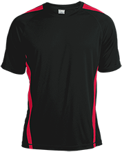 Sports Training Design Your Own Adult Colorblock Dry Zone Crew