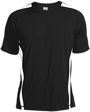 Design yours Football Design Your Own Adult Colorblock Dry Zone Crew