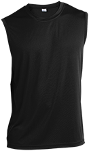 Unity Thunder Football Sleeveless Performance T Shirt
