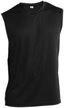 The Community School School Sleeveless Performance T Shirt