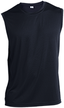 Limited Edition custom Sleeveless Performance T Shirt
