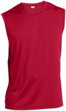 North Sunflower Athletics Sleeveless Performance T Shirt