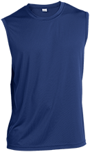 Shoals High School Jug Rox Sleeveless Performance T Shirt