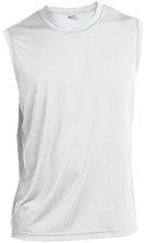 Willow Lake District 12-3 Pirates Sleeveless Performance T Shirt