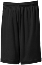 Central Middle School School Men's Performance Shorts