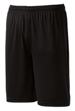 Lowes Island Elementary School Leopards Men's Performance Shorts